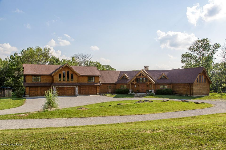 One-of-a-Kind Home & Property! Located off Hwy 42 in Goshen this home sits on 70 acres & offers 5 Bedrooms, 3 Full Baths, 3 Half Baths & 11,378 sq. ft. of living space. See complete list of FEATURES & DETAILS in Documents section. Other features incl: Split Bedroom design w Private Master Suite on one side of house/other Bedrooms on opposite...