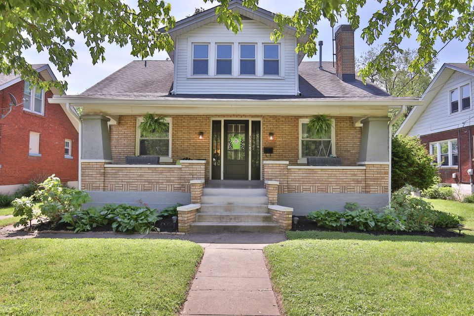 Charming 4 bedroom cape cod  near Seneca Park with tons of character.  There are two bedrooms on the first floor with Master Suite and office/nursery on second floor. The Master features tons of closet space, an updated master bath and a separate office/nursery/den (with closet). Huge backyard with a one car garage that is solid. The partially finished basement has a family room, playroom and fireplace.  Large kitchen.