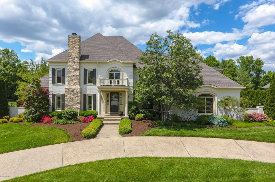 Located off Wolf Pen Branch Road in the exclusive Spring Farm Place, this custom built estate exudes elegance and tranquility upon its park like setting. With a desirable open floor plan and functional layout, this home is ideal for large gatherings entertaining family and friends. As you walk in the front door you will immediately notice...