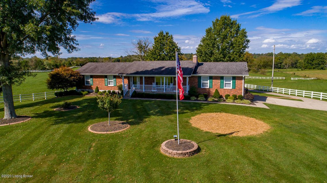 Don't miss out on this rare opportunity to own your own farm in Jefferson County. Located 1.5 miles from Bardstown road in Fern Creek. This one owner home has been lovingly cared for and gently lived in. Custom built in 1973 this walkout ranch features 3 bedrooms and 2.5 baths, has over 1900 square feet of living area on the main floor and...
