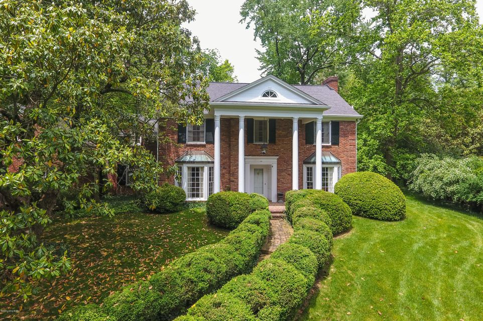 Nestled in a storybook setting in prestigious Indian Hills, this stately colonial home has been in the same family for almost 70 years. The homesite was chosen because of the family's love for the original stone Springhouse located on the property which was an integral part of the original Indian Hill Stock Farm.(now Indian Hills).  The Springhouse...
