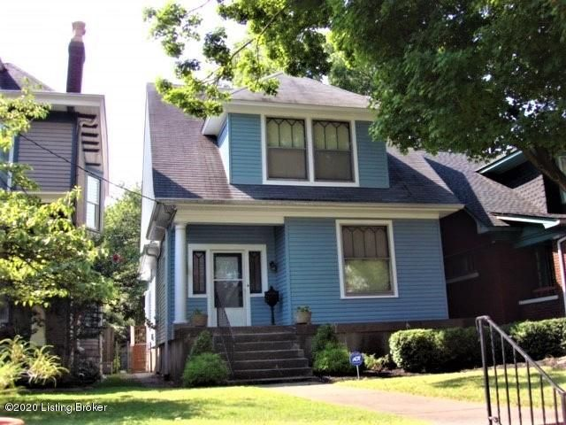 This pristine single-family home is conveniently located only a few houses off of Bardstown Rd. The first floor of this classic and lovely large 2 bedroom 2 bathroom home features hardwood floors, a formal entrance and staircase, and separate dining and living rooms with built-in natural wood cabinetry. There's also a full bathroom adjacent to the laundry closet with hookups. The second story features 2 large bedrooms with ample closet space in both, and a full bath with a claw foot tub. Large windows throughout allow natural light to fill every level of the home. The back entrance opens to a huge deck perfect for entertaining during the summer! There's a large backyard that extends to a carport.