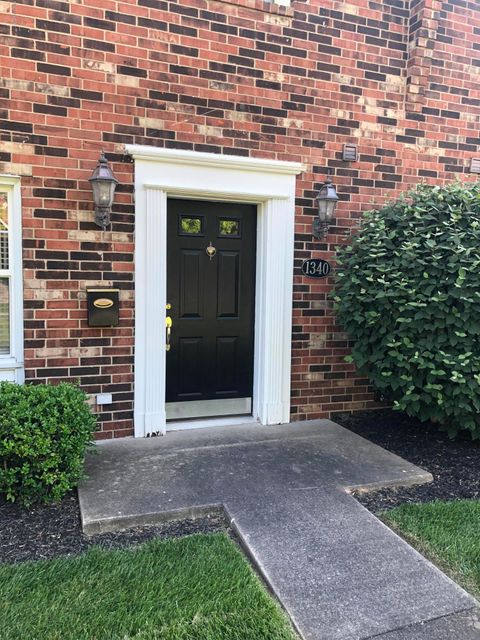 Don't miss your opportunity on this 3 bedroom, 2-1/2 bath townhome directly across from Westport Village, one of Louisville's specialty shopping and dining areas.  This lovely townhome is neat and clean, and ready to move in.  Parking is just steps away from your privacy fenced patio with plenty of space for entertaining and showing off your ''green thumb'' in the landscaping.  Living room, dining room, kitchen, laundry and a half bath are all located on the first floor.  The master bedroom with private master bath, two additional bedrooms and full guest bath are upstairs.  All kitchen appliances remain, including the washer and dryer remain.  Lots of closet space.