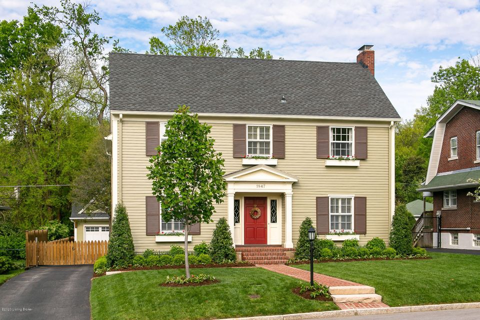 Accepted offer pending insepctions, continuing to show!  Parkside Highlands Center Hall Colonial and Guest House! Old world charm with modern day conveniences. Incredible home and guest house (4,823 total finished SF, 6 BR/4.5BA) steps from Cherokee Park and Bardstown Road! Nestled in the Highlands Spring-Speed-Sulgrave area, this property...