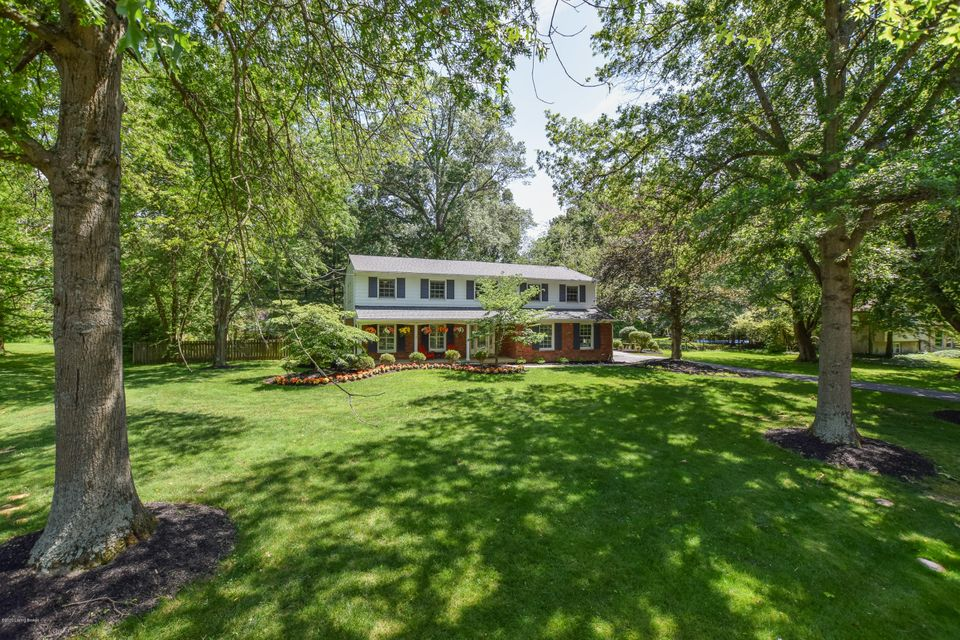 Surrounded by mature oaks and maples, this 4-bedroom home, located in the Anchorage School District, is positioned on just under 1 acre. An incredible home with so many recent updates!  The renovated kitchen is the heart of the home with its marble countertops, oversized center island, Sub Zero refrigerator, induction cooktop with a custom...