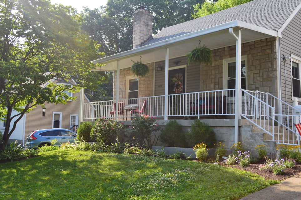 This charming Cape Cod could not be more conveniently located in the sought-after Audubon Park area! Here you are around the corner from the Louisville Zoo and Audubon Hospital, minutes from UofL, Highlands, Audubon and George Rogers Clark Park. This 3 bedroom, 1 bathroom house has many updates to offer like the remodeled kitchen and the 2nd...