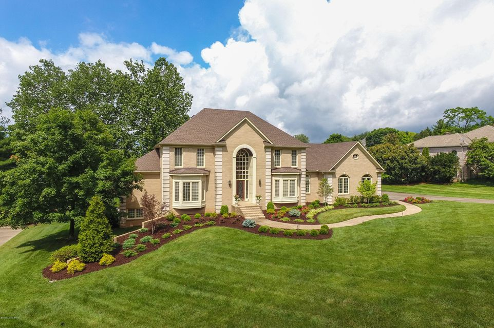 Elegant, stately, and so very pleasing! This estate home is situated on a nearly one-acre lot in the prestigious community of Stonebridge.  This serenely beautiful community is surrounded by mature trees and open spaces making this truly one of the prettiest settings available anywhere. Here you'll enjoy all the pleasures and the conveniences...
