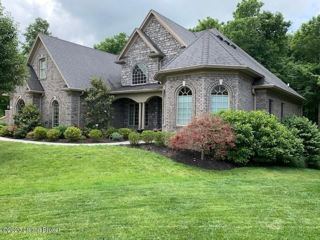 Custom Built home with custom wood work, 2 story Barrel Ceiling in dining room, custom paint, cherry hardwood flooring, tile in kitchen. Open floor plan on 1st floor with open Trex porch. This house is move-in condition. Must see!