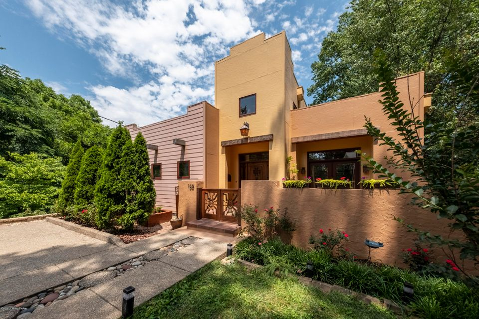 First Time on the Market!  Welcome to 165 North Galt in beautiful Crescent Hill!  This fantastic custom designed, southwest inspired, urban ''tree house'' will truly amaze!  Built in 2012, this home features many wonderful amenities including:  soaring ceilings, large picture windows throughout and fabulous tile and hardwood flooring!  Upon...