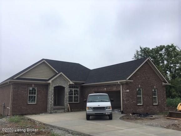 Contract to build home.  4 bedrooms, 3 baths and 2800 sf of finished living space.  Covered deck.