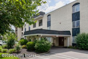 Large 2 bedroom, 2 full bath condo located in St. Matthews. 2nd floor with a balcony, large walk-in closet. Community has an elevator. 1 year minimum lease term. Washer and dryer hookups. Owner/agent.