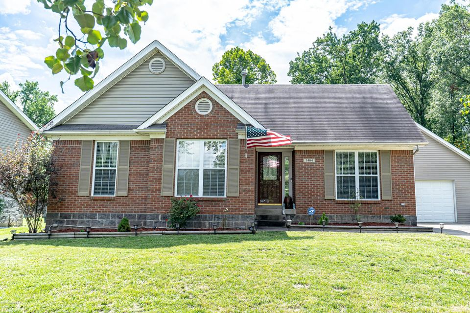 Now available in the Historic Berrytown Subdivision!! This 4 bedroom 2 bathroom brick beauty won't last long! This home includes hardwood flooring, an en suite master bedroom, huge new remodeled deck off the family room, tons of parking with an over-sized 4 car garage with a game room above and fenced back yard!! Schedule ASAP!