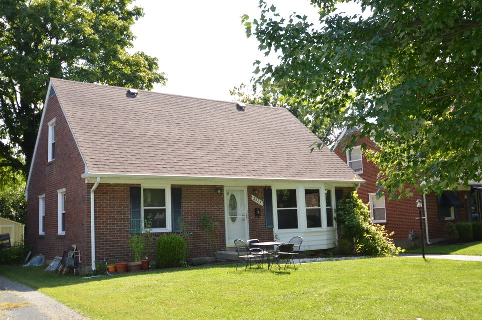 Beautiful 4 Bedroom brick cape with hardwood floors, replacement windows and many other updates.  Absolutely move in ready. Location is super convenient with great access to-I-264,  dining, Target, Lowe's, Kroger, Costco, Walmart. Large backyard with deck for entertaining.  All appliances to remain. Finished lower level. Large deck on back of house.  Incredibly priced below $190, 000.