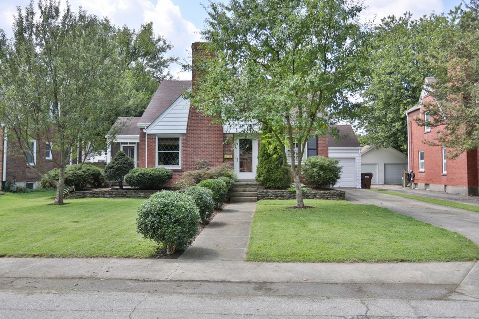 Welcome home to this meticulously maintained and updated St. Matthews brick cape cod. This home is located in an unbeatable location, just minutes from the Watterson Expressway, and close to Brown Park, Trader Joe's, Cycle Bar, Heine Brothers' and more! The sellers have beautifully updated the home while preserving much of the home's original...