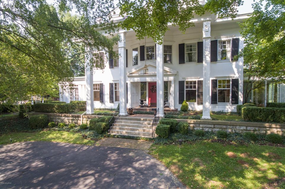 This stately home sits on 2.71 beautifully landscaped acres in the heart of historic Glenview. The owners have lovingly restored, redesigned, and expanded this home to accommodate the needs of today's families while still maintaining the feel of an English country home. You'll find beautiful wainscoting, gleaming hardwood floors, extensive...