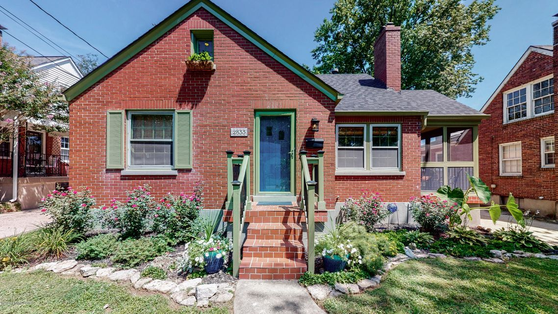 OPEN SUN 2 - 5!!! What a sweet place! MOVE IN READY! This Highlands Cape Cod is perfectly situated, EASY ACCESS to highways and close to restaurants and shops along Bardstown Road and SCHOOLS (Atherton, St. Raphael, Hawthorne, Hayfield Montessori, Assumption). Neighbors often comment on the beautiful CURB APPEAL, and inside you see various...