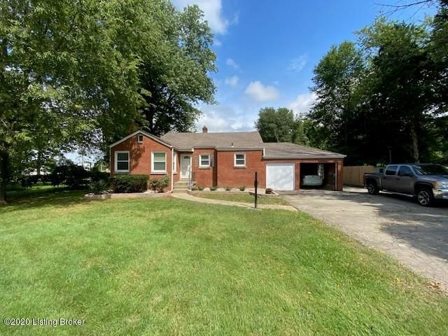This lovely home sits on 1.36 acres of highly desirable land. High visibility. 1 lot from the corner.
