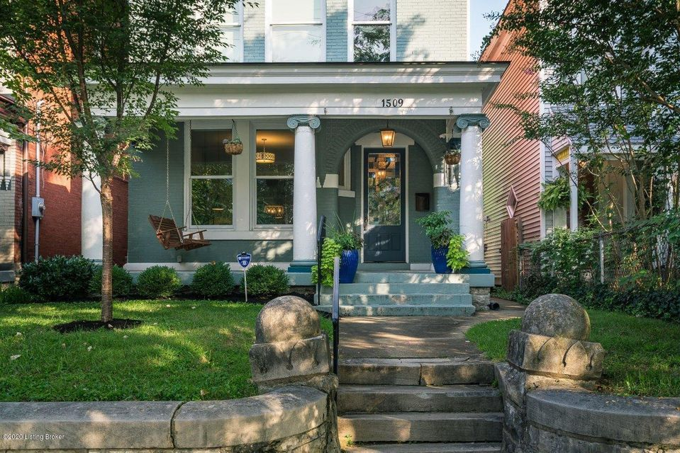 Welcome to 1509 Highland Ave, a beautifully updated home that provides modern living with classic details and architectural features you'd expect to find in the Highlands! This all-brick home includes 4 bedrooms, 4.5 bathrooms, a 2-car detached garage, over 3,400 SF and hardwood floors throughout the first and second levels. An elegant columned...