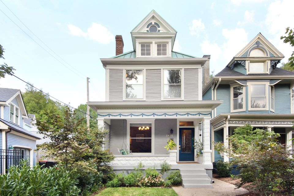 A classic Victorian located in the heart of Cherokee Triangle. This 2.5 story home offers modern amenities with old world charm. Located just 2 blocks from Willow Park, Cherokee Park, and the cafes, restaurants, galleries, and retailers of the Bardstown Road Business District. This property offers a lovely living porch that overlooks the professionally...