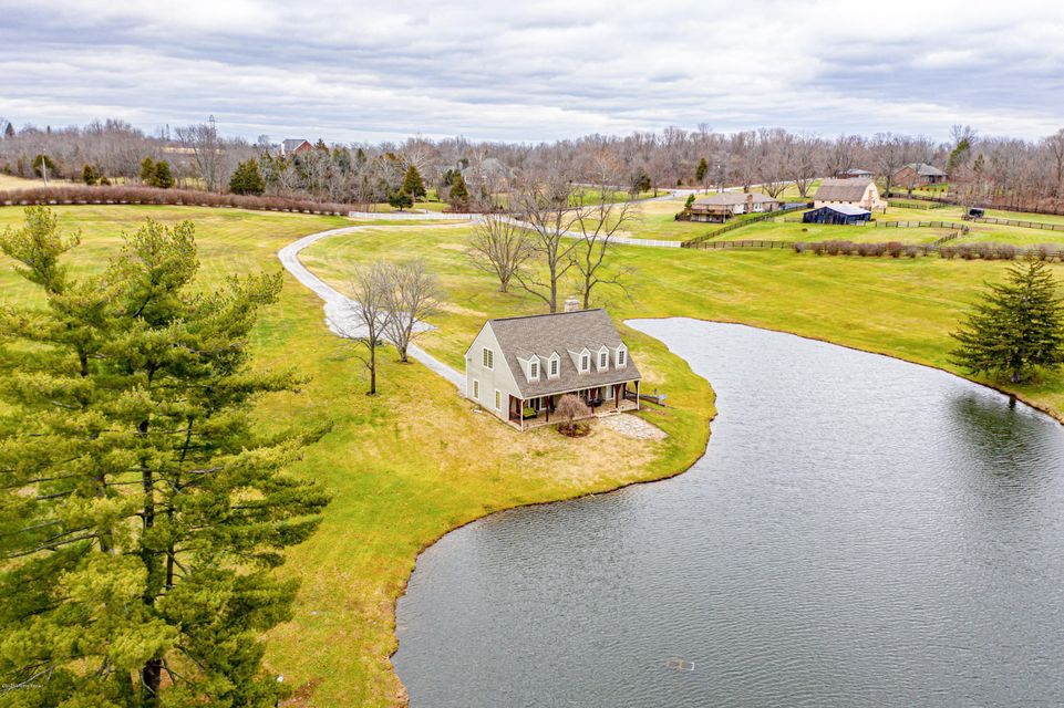 DEVELOPMENT POTENTIAL! 53.59 +/- Acres (price per acre: $74,638) - Zoned R-4 - Currently allows 4.84 units per acre. Property features 2 stocked lakes (2.0 acres & 2.5 acres, 25ft & 36ft deep). Excellent topography - suitable for Residential Development. Easy Access to I-265 and I-64 & minutes away from shopping, restaurants, Parklands of...