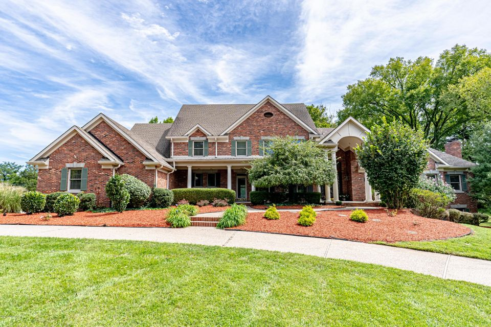 Do not miss this once in a lifetime opportunity to own one of Louisville's finest residences. There is simply no other location quite like this fantastic property. You will not find a nicer, more convenient location in all of Jefferson County as this estate is nestled very close to Lake Forest and highly sought after St. Patrick School and...