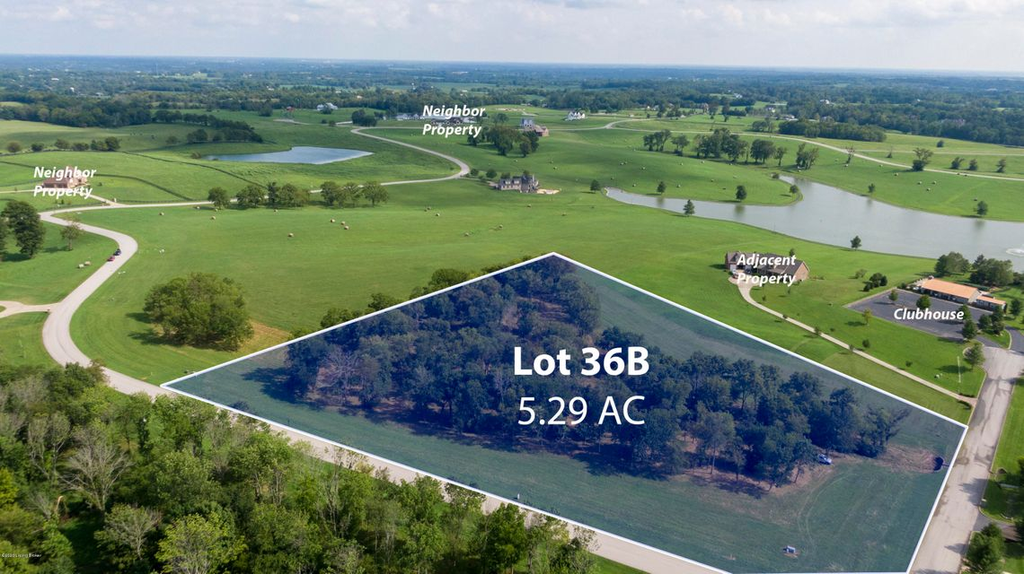 ''ESTATE SECTION'' OF  EQUESTRIAN LAKES - SOPHISTICATED COUNTRY LIVING - PANORAMIC VIEWS!!! *** SHELBY COUNTY***PRIME LOCATION - RARELY AVAILABLE - GORGEOUS 5.29 TREED ACRES -  ONE OF THE BEST LOCATIONS TO:29 STALL EQUESTRIAN FACILITYPOOLS, PATIO,  WATERFALL,  PAVILION WITH FIREPLACE  & BAR AREA.INDOOR & OUTDOOR GRAND PRIX ARENASTHIS UNIQUE COMMUNITY OFFERS AN 8 MILE HORSEBACK  RIDING, BIKING  & HIKING TRAIL, UNDERGROUND UTILITIES, HIGH SPEED INTERNET, LIGHTED COUNTY MAINTAINED ROADS. WONDERFUL NEIGHBORSCOME OUT TO SEE WHERE YOUR DREAM HOME CAN BE BUILT!!!25 MINUTES TO DOWNTOWN LOUISVILLE EASY ACCESS TO I-64 OR SNYDER FREEWAY45 MINUTES TO LEXINGTON15 ACRE STOCKED FISHING LAKE &LIGHTED 1 MILE  WALKING PATHPLAYGROUNDBARNS, SHOPS & OTHER