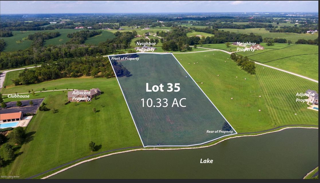''ESTATE SECTION'' OF EQUESTRIAN LAKES - SOPHISTICATED COUNTRY LIVING - PANORAMIC VIEWS - ROLLINGHILLS  ***SHELBY COUNTY**ABSOLUTELY STUNNING   10.33 ACRES WATERFRONT LOCATION ON THE MAIN15 ACRE LAKE ***ONE OF THE VERY LAST TRACTS  AVAILABLE IN THE   ''ESTATE SECTION''   WITH LAKE FRONTAGE***HIGH SPEED INTERNET ACCESSUNDERGROUND UTILITIESMINUTES  TO 29 STALL EQUESTRIAN FACILITY,  STATE-OF-THE-ART GRAND  PRIX COVERED ARENA, PAVILION  WITH FIREPLACE, SWIMMING POOLS & WATERFALL, AND LIGHTED 1 MILEWALKING PATH AROUND 15 ACRE LAKE.STOCKED FISHING LAKES FOR RESIDENTS TO ENJOYWONDERFUL NEIGHBORS8 MILE RIDING, HIKING & BIKING TRAIL25 MINUTES TO LOUISVILLE45 MINUTES TO LEXINGTONEASY ACCESS TO I-64 AND SNYDER FREEWAYCOUNTY MAINTAINED ROADSB