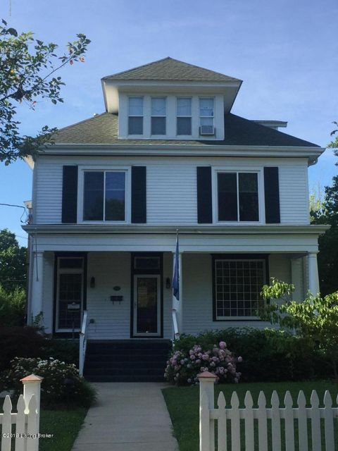 LOCATION, LOCATION, LOCATION! Beautiful, stately home with 2nd floor unit available! Two large bedrooms, large tiled bath, spacious living room, eat-in kitchen with updated appliances and large pantry. This unit has storage galore including a nice sized storage room and plenty of closets. The windows throughout provide lots of light. Close to restaurants, coffee shops, pubs, shopping and Seneca/Cherokee parks. Gorgeous setting with white picket fence and well manicured landscaping. Don't miss out! Application fee of $25 required. Applicants subject to credit and background checks. Pet restrictions apply.