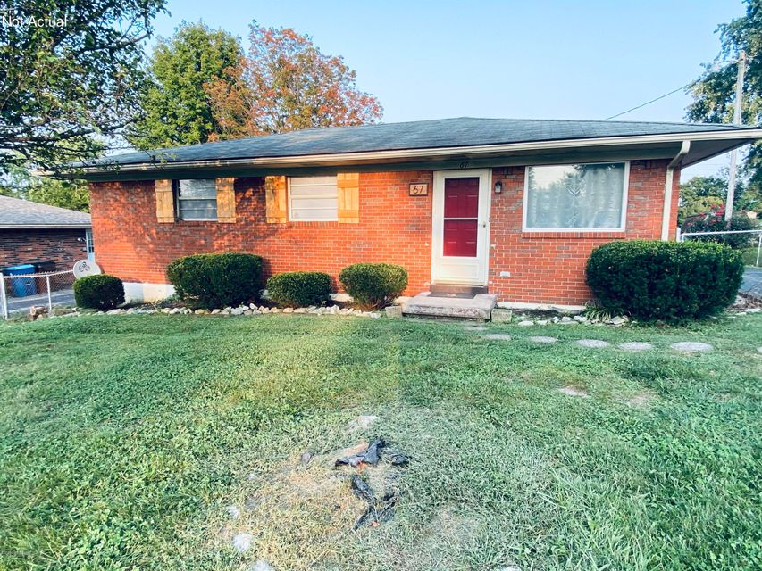 One of a kind home with detached garage in established neighborhood. New paint and flooring throughout. Bathroom and kitchen have been updated.Built in hammock stand in the backyard.Washer, dryer, and refrigerator do not stay.***OPEN HOUSE SATURDAY SEPTEMBER 19 AND SUNDAY SEPTEMBER 20 1-4PM.***