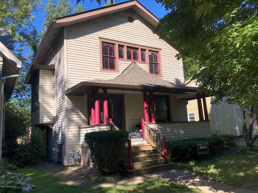 Looking for your next project? This is it. LOCATION, LOCATION. Charming turn of the century in sought after Crescent Hill. Needs TLC but has lots of potential. Last two sales on street sold for an average of about $330,000. Priced to move quickly. Bring all offers and get to work.