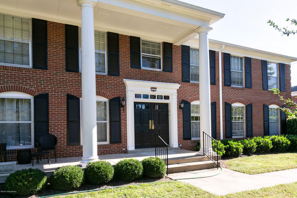 Location! Location! Location! This 1st floor home is located in the heart of St Matthews on a peaceful dead end street surrounded by trees.  It's hard to believe you can be so close to local businesses and still enjoy tranquility! You'll appreciate the secure double entrances to the freshly painted home.  The large bedrooms are found on opposite...