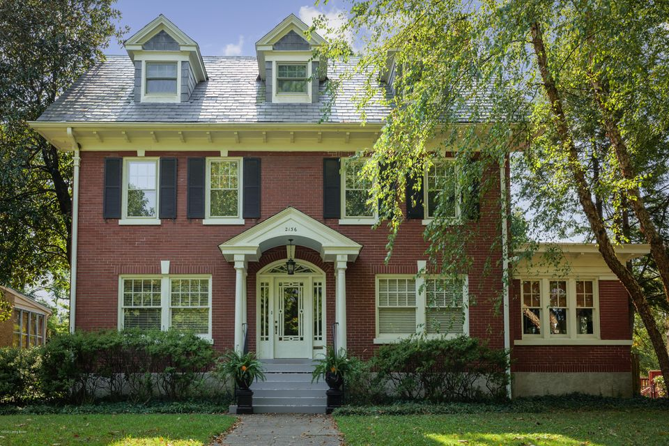 Nestled on a quiet block in the Highlands between Cherokee Park and Bardstown Road, this gorgeous classic is move-in ready! The stately curb appeal presents a welcoming entry for friends and family alike. The foyer is flanked on either side by the formal living and dining rooms, both with timeless character. Entertain with ease in the stunning...