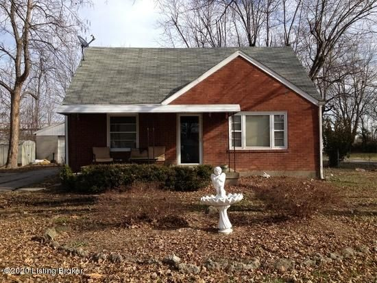 Nice 3 bed 1 bath Cape Cod style home in the Okolona area with a 2 car detached garage and partially fenced-in back yard. Lease or Option. Pets considered, restrictions apply.
