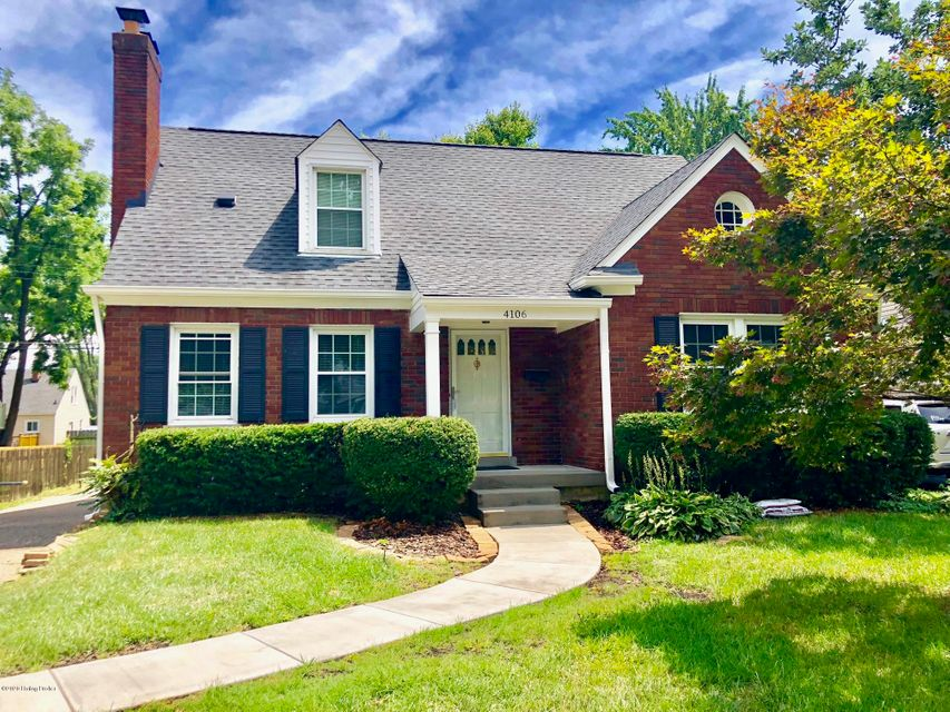 This 3 bedroom 2 full bathroom rental  in St. Matthews is close to everything.  Don't miss this large rental home that has 2 beds and 1 bath on the first floor and a huge bedroom with a bathroom on the second floor.  There is a large two car garage behind the house and a full unfinished basement.  Owner will allow cats but no dogs.