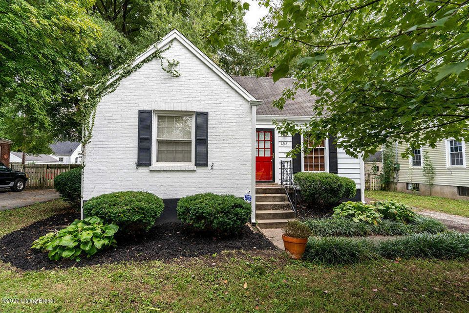 BRAND NEW ROOF as of 11/2!  The HVAC has been checked and certified and the seller is offering a 2-10 home warranty with purchase. You wont want to miss this adorable painted brick house in the heart of St. Matthews. Walkable to everything you need. It has 2 bedrooms on the first floor with a full bathroom and a third bedroom on the second...