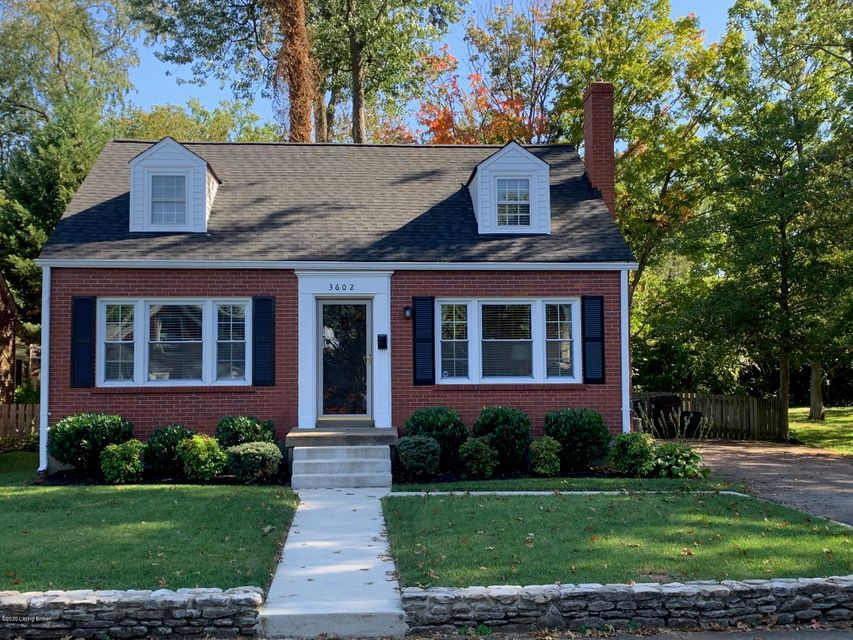 St. Matthews home with 2067 of finished sq ft. huge back yard just TWO blocks from Seneca Park and the surrounding shops and restaurants. Double wide driveway, New shingles in July 2020, A/C unit is 4 yrs old. Hardwood floors in living room, dining area and both bedrooms on the first level. Granite counter tops in kitchen along with stainless...