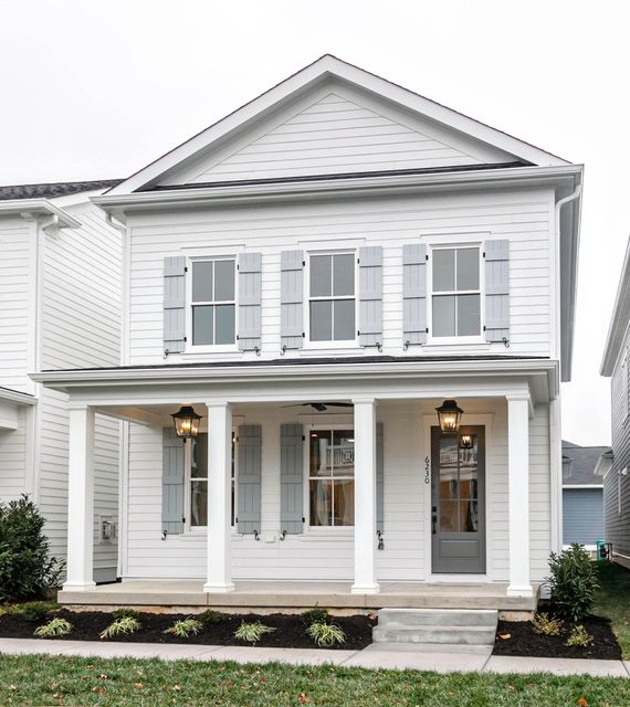 This new plan by Caliber Homes is incredible!  A covered front porch welcomes you into a spacious living room that features a fireplace with ship lap and is flanked by custom built in cabinets. The dining area flows into the gourmet kitchen which has a large pantry with built in wood shelves. A custom built in desk, bench and cubbies are featured...