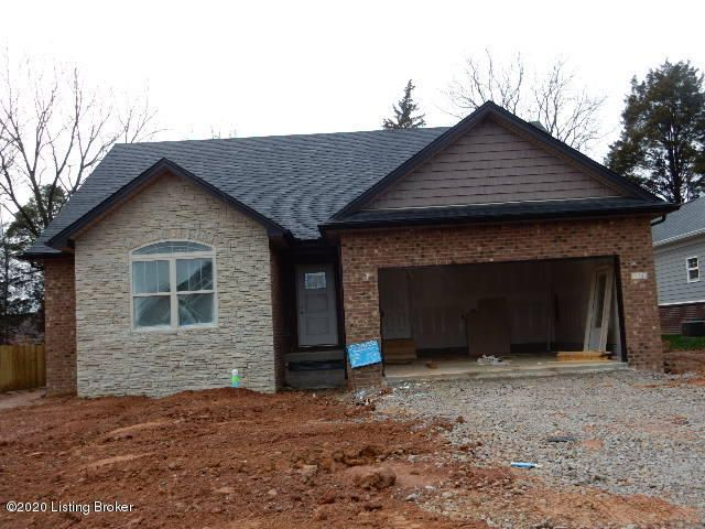 New Construction - almost complete, immediate possession at closing. Open Floor Plan, custom cabinets with granite countertops. Large Ensuite with trey ceiling, attached bath has tiled shower, tiled floors and walk in closet. Located on cul de sac court.