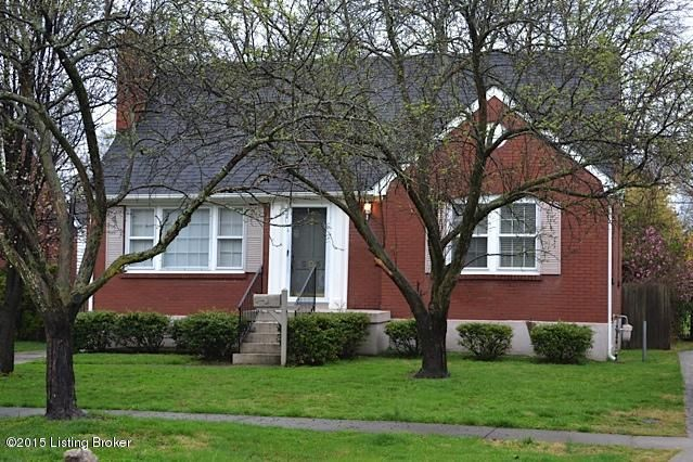 First showing available January 25th. Available Feb 1st.   Updated kitchen and baths! Not only is this home charming, but it is spectacular! This all brick doll house in the heart of St. Matthews is 2 blocks from Seneca Park and features a spacious living room, formal dining room, 4 large bedrooms and 2 full baths. Great floor plan, hardwood...