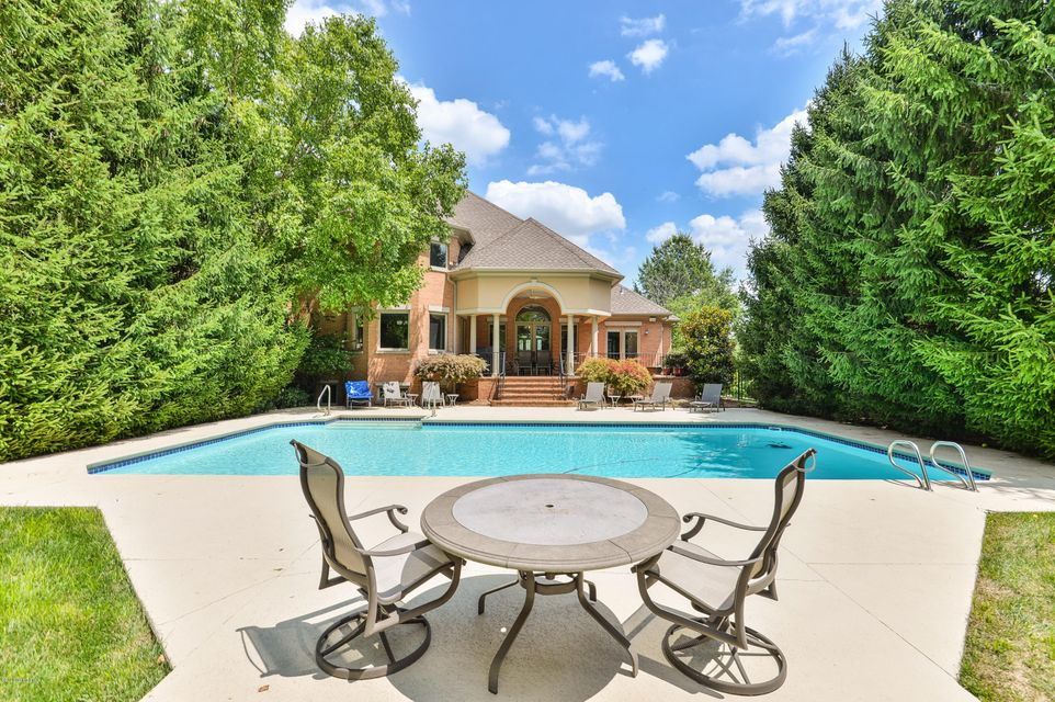 Reduced $159,500. Located in the Prestigious Elmcroft Subdivision, this impressive six bedroom, nine bathroom estate home gives you an open design with all of the modern amenities you could want. With over 8,000 square feet of handcrafted living space, this estate home will accommodate any soiree, large or small. You arrive into the foyer...