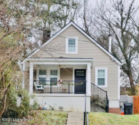 Charming, renovated 3 bedroom, 2 bath Cape Cod in Crescent Hill. An addition was added in 2016 creating a spacious Primary Suite with large walk-in closet and laundry. This 1st floor bedroom, walks out to a covered deck overlooking the private backyard. The kitchen and 2nd bathroom have been renovated, hardwood floors refinished. New roof...