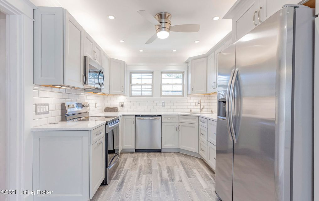 The list of updates goes on and on for this stunning 4 bedroom 2 bath St Matthews home that looks and feels brand new. In fact, the entire second floor was added in 1994. The beautifully renovated kitchen has quartz counters, new appliances, new lighting plus a new subway tile backsplash. There is a fabulous outdoor space just off the great...