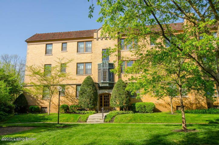 Move into this fantastic 2nd floor condo and be centrally located to downtown, Crescent Hill, St. Matthews and the Highlands.  You can walk to the water reservoir, golf coarse and many bars/restaurants.  Come for a tour and I promise you will want to move in!  Laundry in unit and additional storage in the basement.