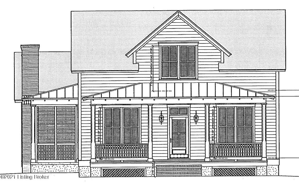 Hardy Builders is proud to present this charming cottage style plan!  The covered front porch with gas lantern welcomes you into this 4 bedroom 3 1/2  bath home. Wide open floor plan with hardwood flooring, custom cabinets, quartz kitchen counter tops and an over sized island and walk-in pantry. The first floor primary suite is luxurious and...