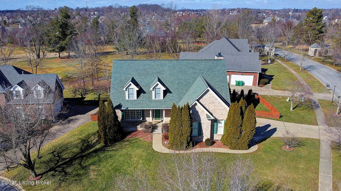 Open House 2/21/2021! Welcome to a stunning Polo Fields home with a finished basement! On a .32 acre lot, this home offers views of the golf course, mature trees and is near the Estate section of the subdivision. Light colored brick and many windows bring in lots of natural light and make the home feel airy and bright. The open floor plan...