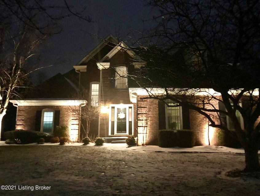 Beautiful former Homearama home in sought after Forest Springs neighborhood! Featuring an open floor plan with stunning two story great room with built in bookcase, mantel, and gas fireplace. Bright eat-in kitchen includes a walk in pantry, counter bar, crisp white cabinetry. First floor laundry room is conveniently located next to the kitchen....