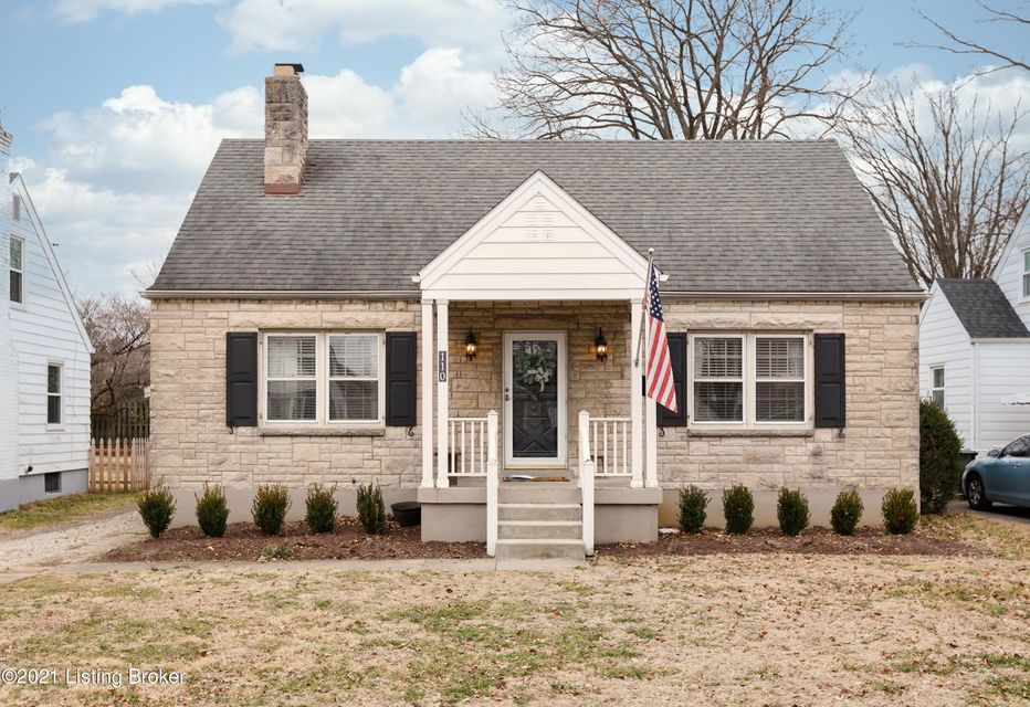 If location is something you're looking for in a home, then look no further! This adorable cape cod is located on a beautiful tree lined street off of Shelbyville Rd. You're only a minutes drive away from some of the best shopping and amenities that Louisville has to offer! Built by Key Homes, this property offers quality from top to bottom....