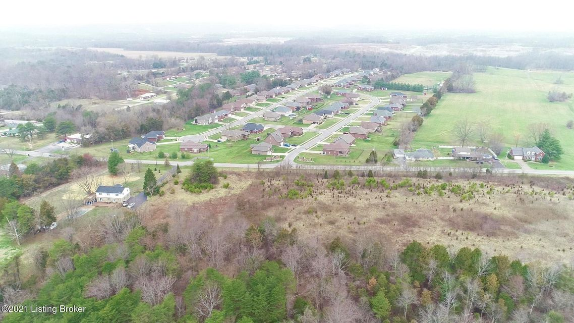 Great building lot on Highway 44 E in Shepherdsville. Almost 1/4 acres with 99 feet of road frontage.