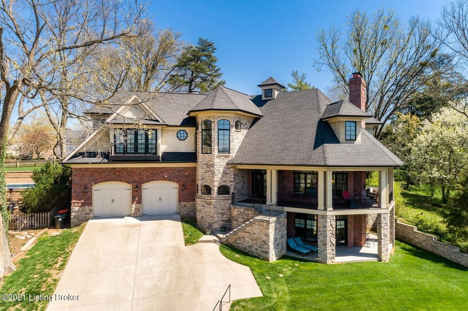 Introducing this custom built home perfectly perched atop a hillside in one of Louisville's most centrally located areas. Originally built in 2013, 1514 Sylvan Way features over 4,500 finished square feet of well built and naturally lit spaces that are perfect for accommodating any family size as well as those who love to entertain. As you...