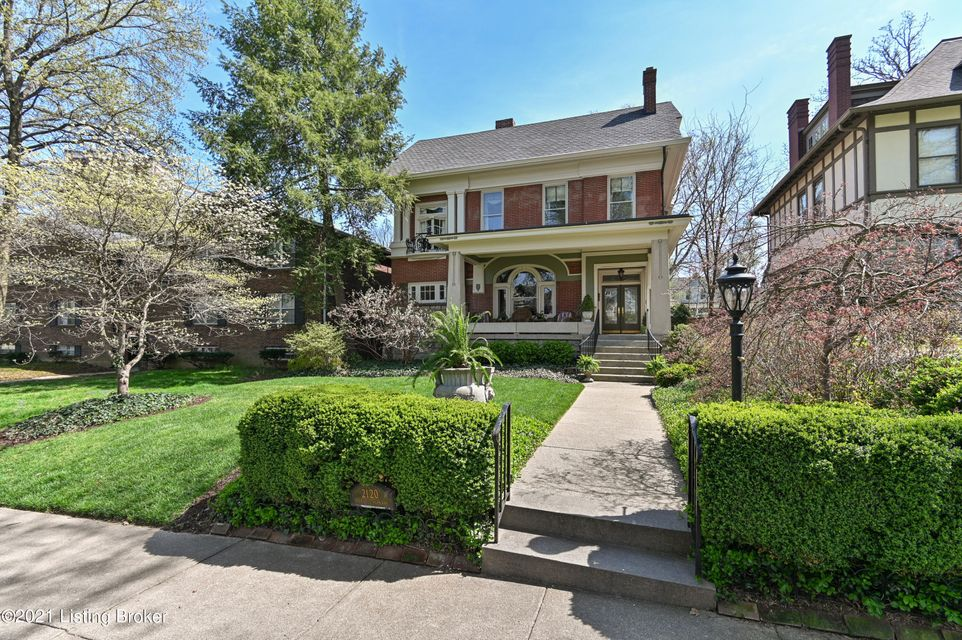 All of the amazing workmanship that was customary of the iconic homes built around Cherokee Park in the early 1900's is still present and beautifully preserved here. The welcoming porch spans the front of this home and offers the perfect spot to relax and unwind with a cup of coffee or glass of wine at the end of the day. Upon entering the...